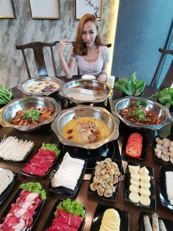 Setia Alam 全新开张!6种绝色汤底‼100多种配料‼重庆香辣干锅!!