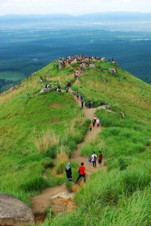 多久没运动了?盘点马来西亚必去的5大爬山地点,周末一起爬山去!