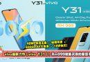 vivo最新力作【vivo Y31】!Rm999就能买到的超值手机!
